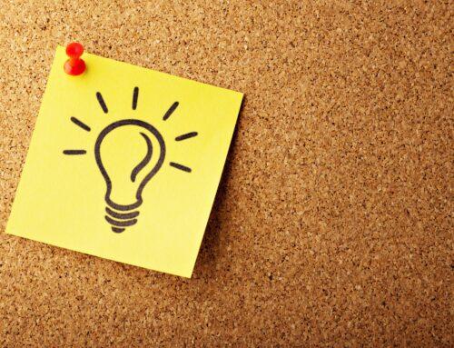 Har du fået en knaldhamrende god ide?