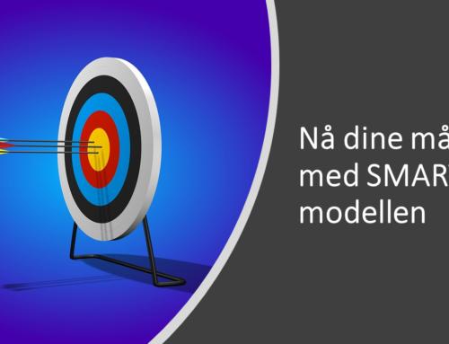 Få en tydelig handlingsplan baseret på SMART-modellen